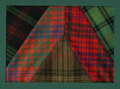 Clan Ross Tartans-modern hunting, modern, weathered, ancient, ancient hunting