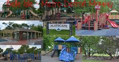 Belle Isle Playscape in Detroit