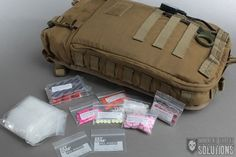 How to Repackage Over The Counter Meds for Aid Bags and Kits