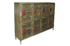 Mueble Jali Door Cabinet Francisco Segarra