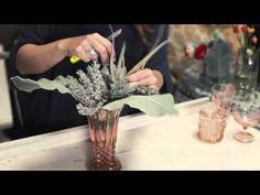 DIY Floral arrangement from Krista Jon Florals