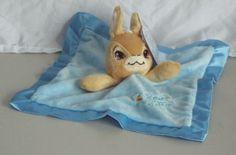 Peter-Rabbit-Cuddle-Buddy-Blankie-Nickelodeon-NWT