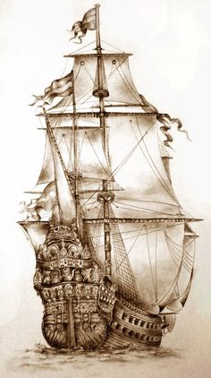 Every girl needs a galleon