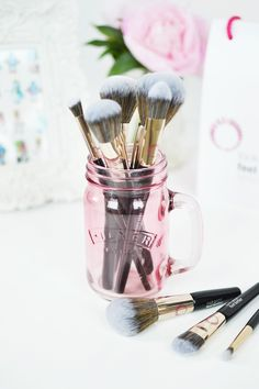 Look Good Feel Better | Make-Up Brushes For Charity