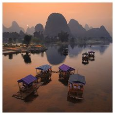 Yulong River, #Guilin