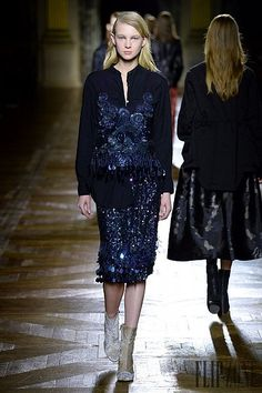Dries Van Noten Fall-winter 2015-2016 - Ready-to-Wear