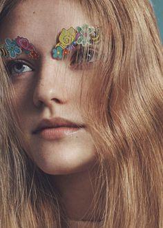 Уиллоу Хэнд (Willow Hand) в Vogue Japan