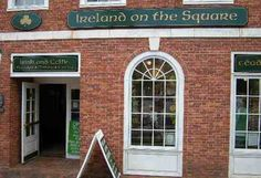 Ireland on the Square (locations in Portsmouth, NH & Newburyport, MA) - beautiful celtic merchandise/jewelry