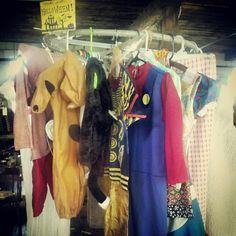 Vintage Halloween Costumes @Alley Oop !! Scooby Doo, Super Mario, Football Star, Tragedy Anne, Black Cat, Donald Duck, Ballerina, Creepy Clown, Hippie. We got the classics, guys!