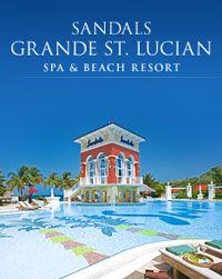 Sandals Grande St. Lucian #StLucia