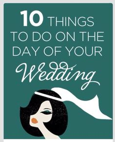 Wedding Info  #Various #Trusper #Tip