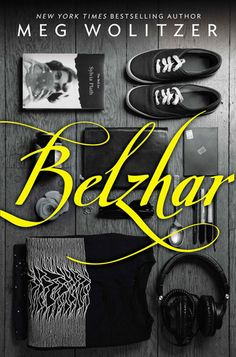 Meg Wolitzer's Belzhar. Love this cover; dying to read it.