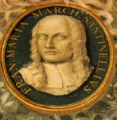 Francesco Maria Santinelli | Rito Egizio Tradizionale - 1728