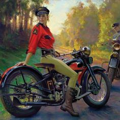 David Uhl Classic Motorcycles