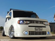 Changing the Game // Anthony's Nissan Cube | HappyStance