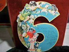Handmade 3d 8 card 8th birthday card personalised age 8 card 15 storewide sale 1930s unused die cut birthday card for a six year old in shape of number six boy and girl with kittens and cat bookmarktalkfo Images