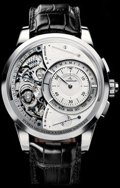 Jaeger Le Coultre $2.5 million Hybris Mechanica Grande Sonnerie