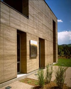 Would love Rammed Earth as a feature wall (not all walls)
