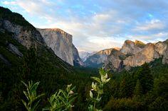 Tunnel View, Yosemite, CA