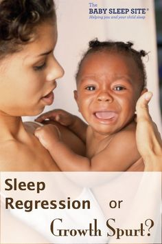 A sleep regression? Or one of many baby growth spurts? Sleep regressions and growth spurts are not the same thing - we share how to tell the difference, and tips to cope.
