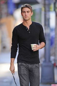 good Lord Chace Crawford you.are.beautiful.
