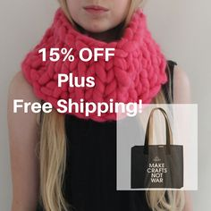 CLICK HERE AND ORDER NOW http://igg.me/at/thickandfinn #love #crafts #yarn #knitting #crochet #totes #fashion