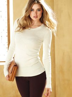 Silk & Cashmere Sweater- Victoriasecret.com  $29.50 on sale!!
