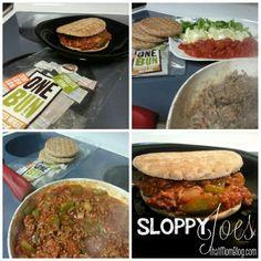 Sloppy Joes + Pita Break OneBun ZLL Product Review
