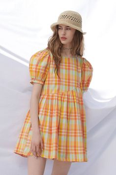 Shop UO Carousel Asymmetrical Babydoll Dress at Urban Outfitters today. We carry all the latest styles, colors and brands for you to choose from right here. Cute Dresses, Sexy Dresses, Casual Dresses, Cute Outfits, Summer Dresses, Mini Dresses, Flowy Dresses, Short Dresses, Summer Outfits