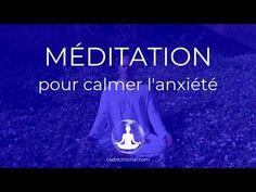 Méditation pour calmer l'anxiété - YouTube Youtube Workout, Yoga Youtube, Youtube Youtube, Fitness Youtubers, Best Youtubers, Qi Gong, Black Fitness, Pilates Workout, Best Yoga
