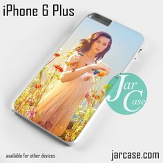 Beautiful Katy Perry Phone case for iPhone 6 Plus and other iPhone devices