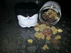Esoteric Apothecary - Sacred Frankincense and Myrrh Resin Incense, $8.00 (http://shop.esotericapothecary.com/sacred-frankincense-and-myrrh-resin-incense/)