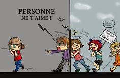 Verite slg 01: le Geek incompris? by PetiteJojo
