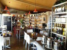Petra Olive Oil Shed Door Tasting Room & Farm Sho