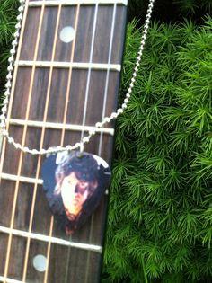 The Hobbit Guitar Pick Pendant