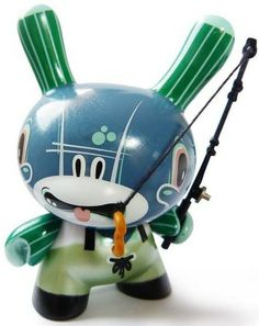Dunny 2013 - The Selfish