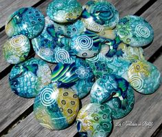 Image result for Translucent Polymer Clay Tutorial