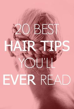 best hair tips