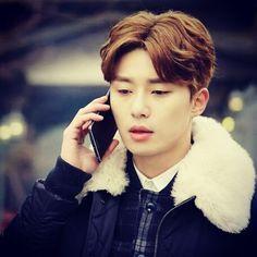 Park Seo Joon...