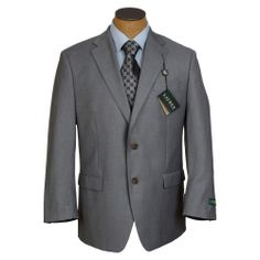 A signature of enduring style, this Lauren Ralph Lauren sport coat has been designed from the finest selection of fabrics and trimmings for the highest standards of quality. This striking sport coat is ideal for the office or any time you need to look your best. It is the perfect addition to any man's wardrobe for an added element of sophistication and classic style. This exact sport coat sells in major department stores for hundreds more! Please contact one of our fashion experts right now…