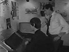 Richard Williams – The Creative Person (Part 1 / 3) (1966).
