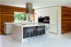 Hillcrest House - modern - kitchen - new york - Jeff Jordan Architects LLC