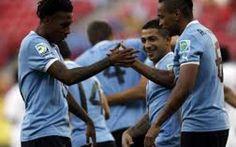 Streaming Uruguay - Giamaica Coppa America L'Uruguay che dovrà fare a meno dello squalificato Suarez esordisce alle 21 nella Coppa America, Tabarez schiera un 4-4-2 con Cavani e Rolan in avanti per gli ospiti modulo 3-5-2 con Mattocks e l'att #streaming #coppa #america