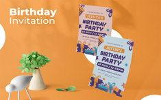 Jessica Birthday Party - Invitation Youre Invited, Print Templates, Birthday Party Invitations, Card Sizes, Graphics, Card Templates Printable, Graphic Design, Printmaking, Birthday Invitations