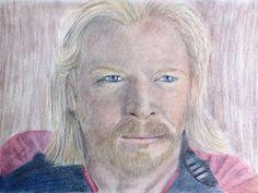 Thor by isabel56.deviantart.com