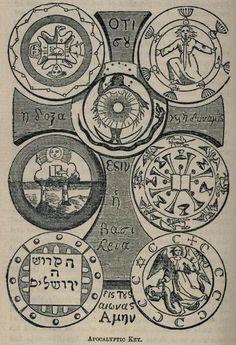 The Seven Seals of St. John.