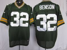 Men's Nike NFL Green Bay Packers #32 Cedric Benson Elite Green Jersey b The price is $21 each, 10 orders will be free shipping, more orders, more discount. Quality is guaranteed! If you are interested in them, pleases E-mail  chinawholesalejerseys@outlook.com