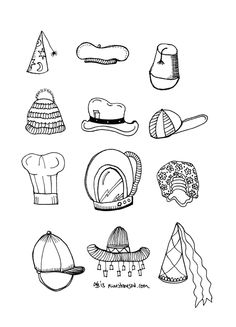 Happy Birthday Party Hat Coloring Pages Coloring Nanny