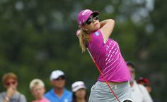 Paula Creamer and Mariajo Uribe, of Colombia, fired five-under 67s to share the lead after the first round of the LPGA Tour s Kia Classic on Thursday.  American Creamer won for the 10th time on the Tour earlier this year at the HSBC Women s Champions, while Uribe claimed the title at the 2011 #LPGA Brazil Cup. #KiaClassic #HSBCWomensGolf