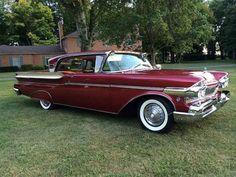 1957 Mercury Turnpike Cruiser for sale - Hemmings Motor News Ford Motor Company, Vintage Cars, Antique Cars, 1950s Car, 1960s, Mercury Cars, American Auto, Lincoln Mercury, Engine Rebuild